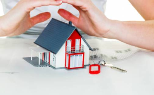 Value of the home in a property settlement case