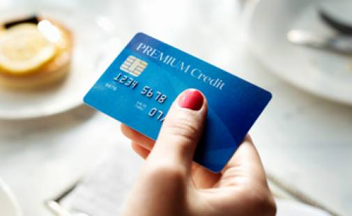 Credit card liability and Family law