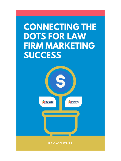 Connecting the dots for law firm marketing
