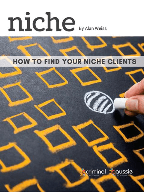 How to find your niche clients