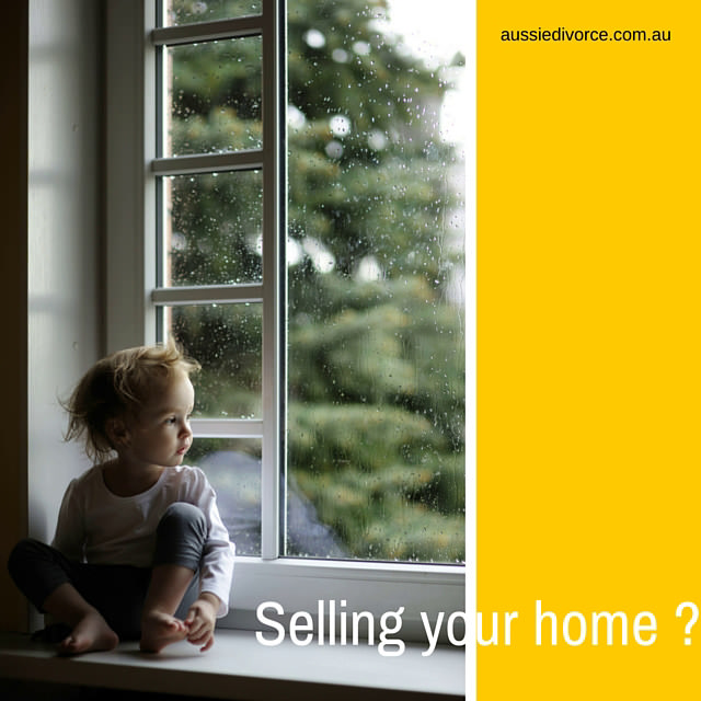 Selling your home or not by aussiedivorce.com.au